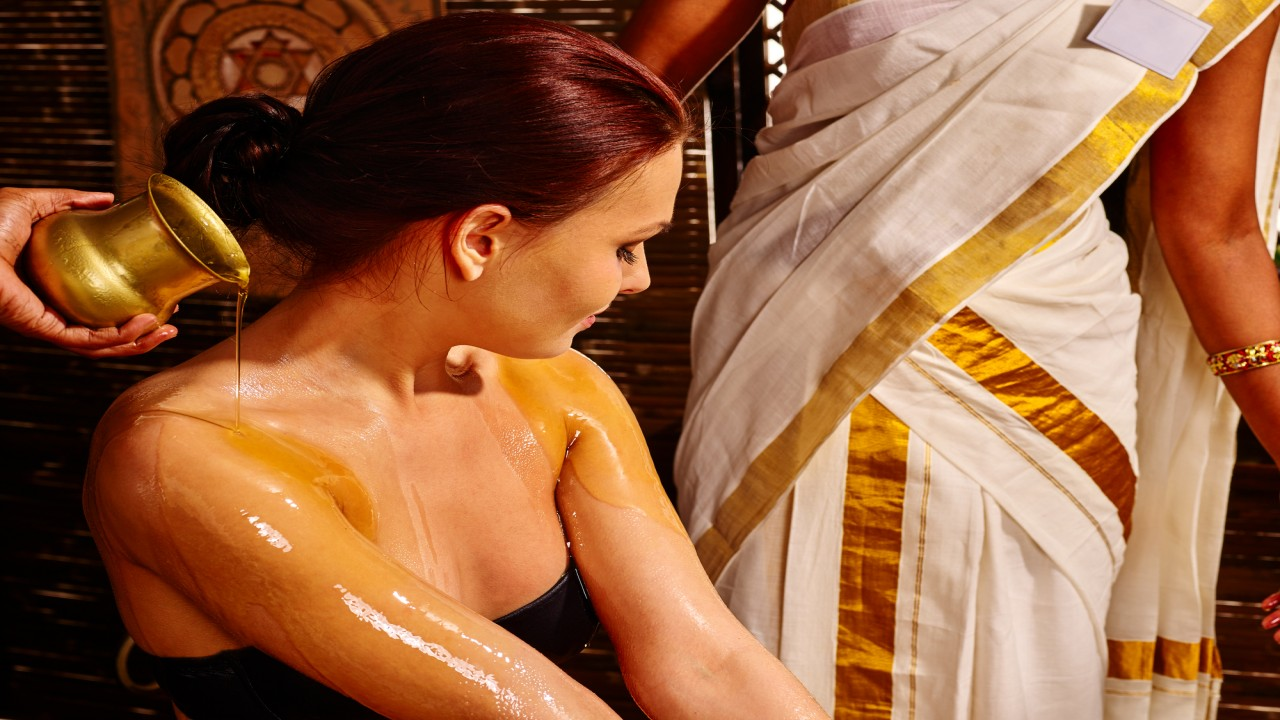 Ayurvedic Relaxation Package